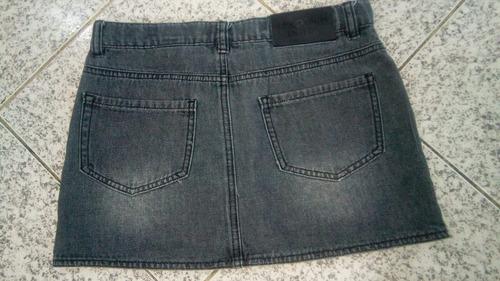 falda de jeen para niña marca epk usada