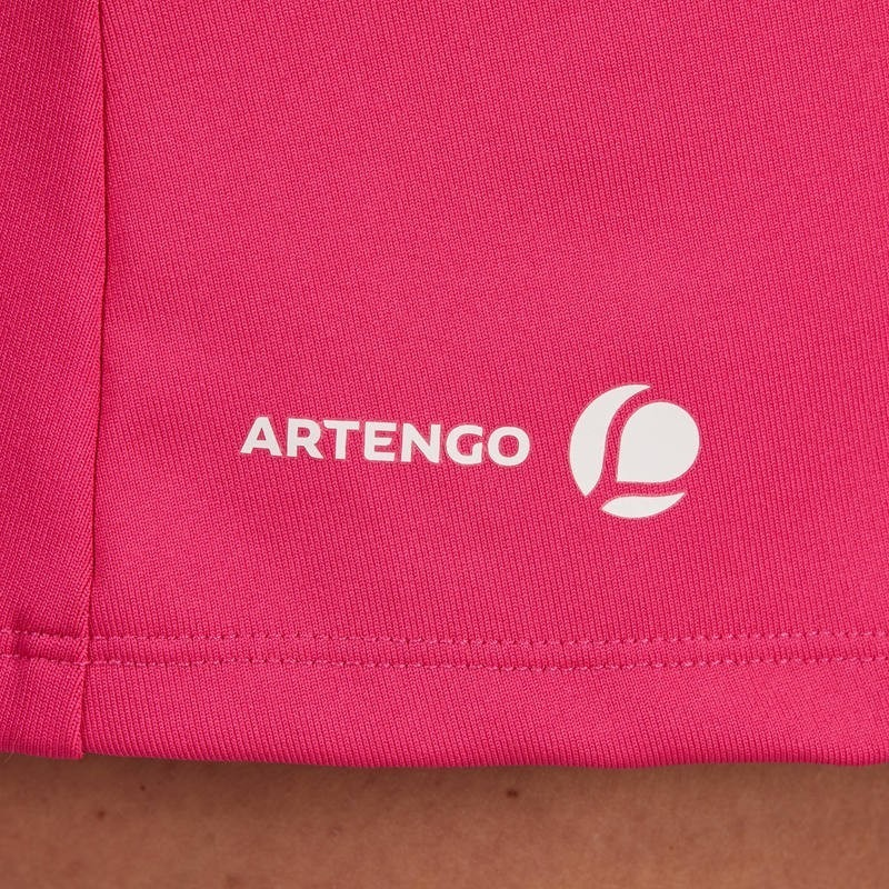 25101178324 Falda De Tenis Dama 100 Azul Marino Artengo -   369.00 en Mercado Libre