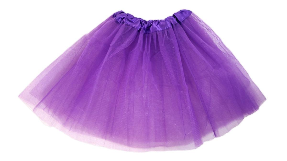Falda De Vestido De Fiesta De Ballet Tutú Para Niñas Y Niños ...