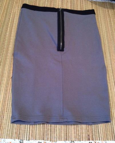 falda de vestir guess original talla xs