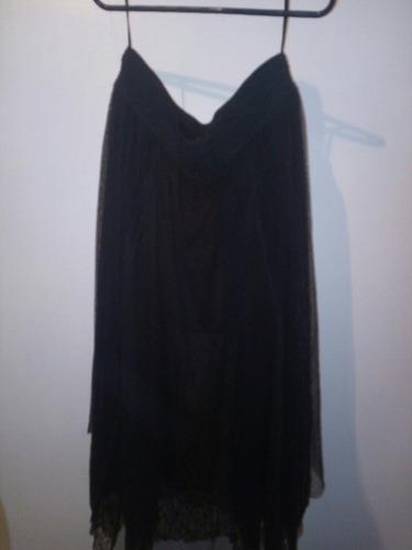 falda de vestir talla l estira hasta 2xl dama gorditas