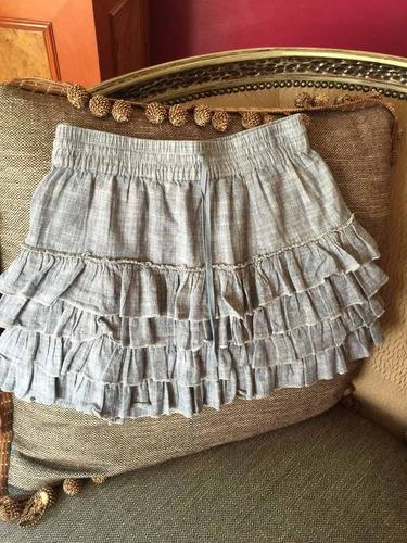 falda dkny jeans mujer*