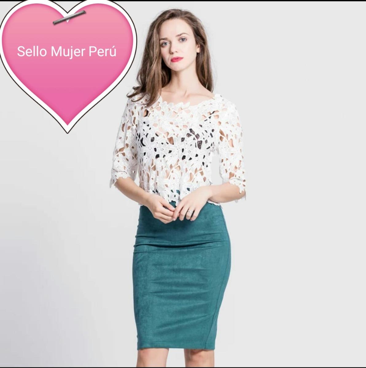 4ef4c9082 falda estilo cuero color verde nueva. Cargando zoom.