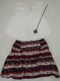 b136f1de15 Falda Estampado Etnico en Mercado Libre México
