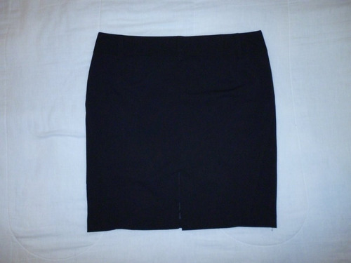 falda formal ny collection stretch negro talla grande 14 /36