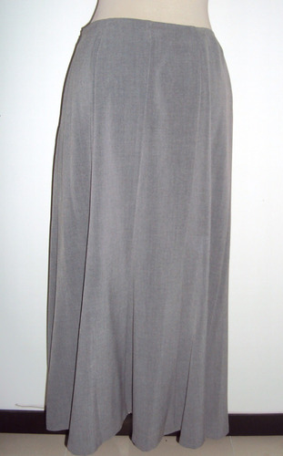 falda gris cemento- east 5th.