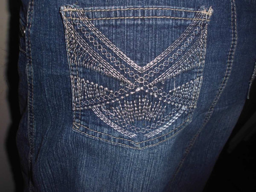 falda jeans larga  para dama importada talla l
