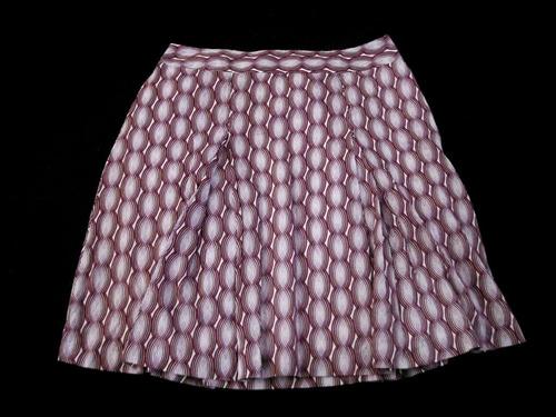 falda kim rogers talla 10/32méx ropa 72e