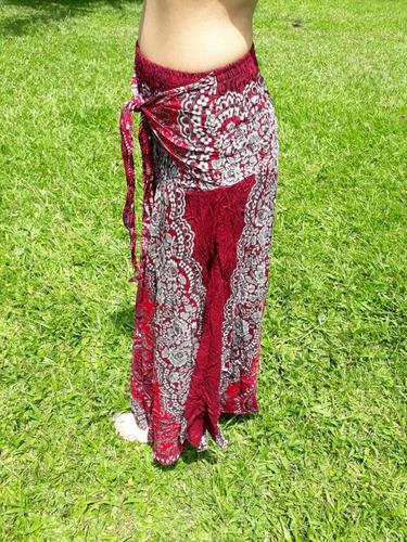 falda larga boho chic mandala vestido multiusos