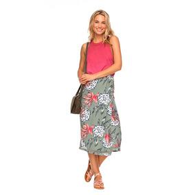 1052a77707 Faldas Largas Transparentes - Faldas Verde al mejor precio en ...