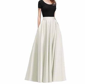 Vestidos y faldas largas 2019