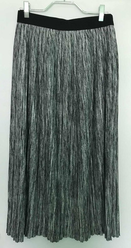 falda marca americanino plisada