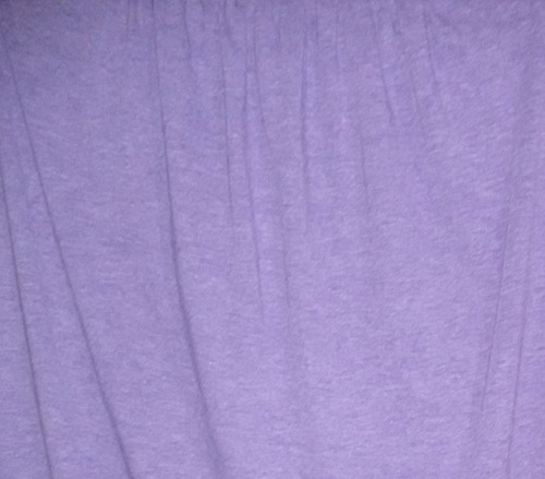 falda maxi lavanda jaspeado - morado kissanoir