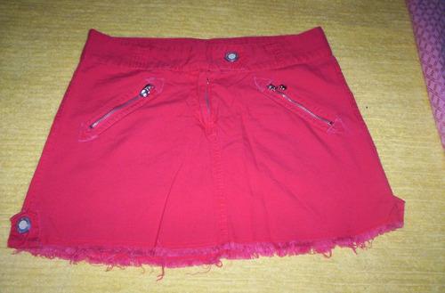 falda new york talla 30 usada