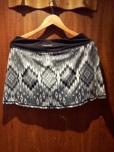 falda pantalon dama deporte talla m