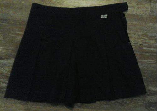 falda pantalón de colegio azul marino talla 14