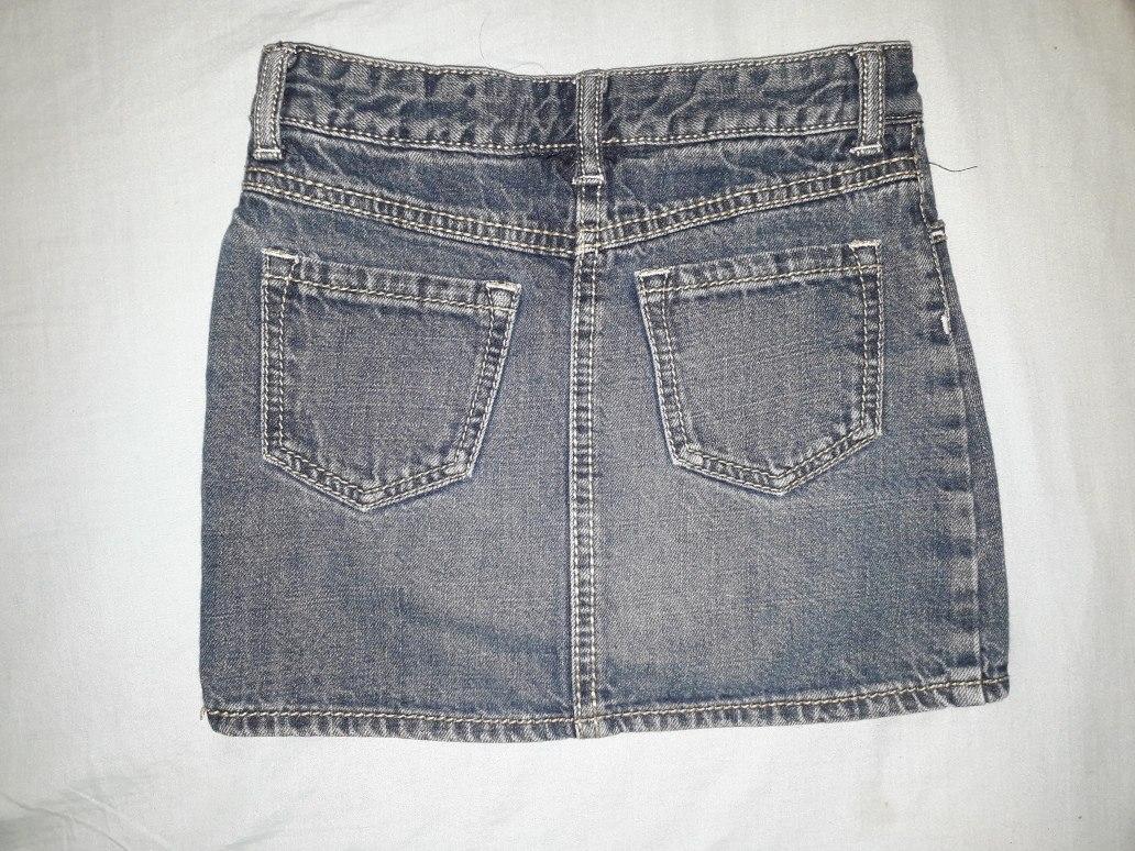8bffe1fb5 Falda Pantalon De Jeans Para Niña Talla 6 - Bs. 10.000,00 en Mercado ...