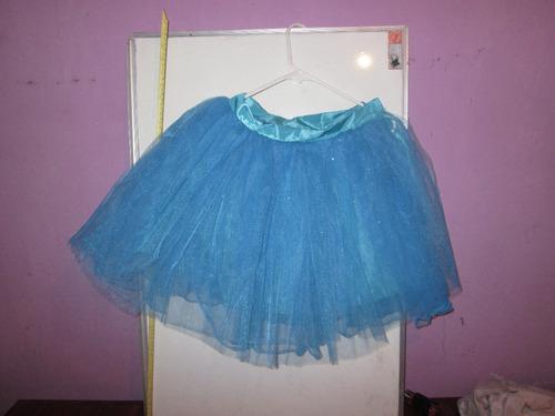 falda para baile, rock, disfraz