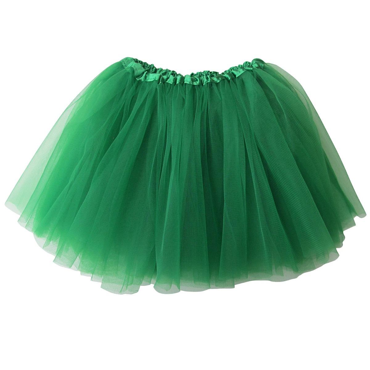 pulcro nueva envío directo Falda Para Niñas Tutu Básico En Tul Chiffon Vestido De