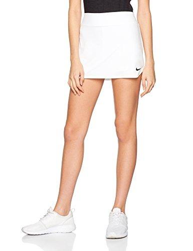 mujer blanca falda deporte negra tenis nike falda para qrXr0H