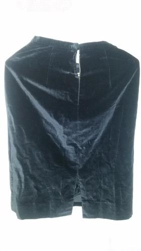 falda para vestir dama en negro.