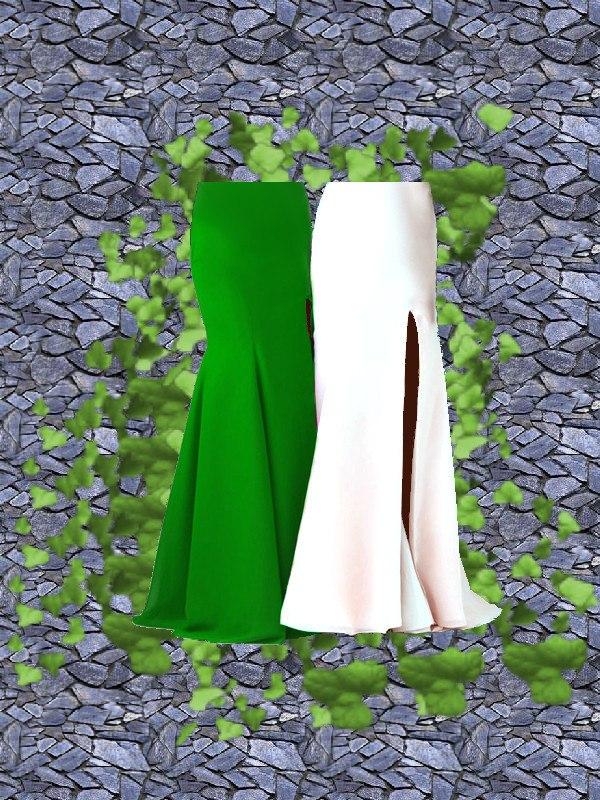 18ea16d20 como hacer faldas estilo sirena
