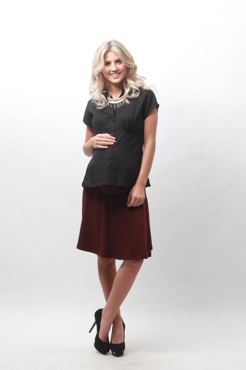 93f96e3d0 falda pollera para embarazadas - diseño urbano (tienda ofic). Cargando zoom.