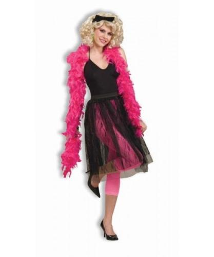falda pop star para mujer de los años 80, negra, un traje