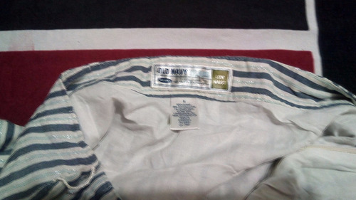falda ralladita tableada old navy t 34