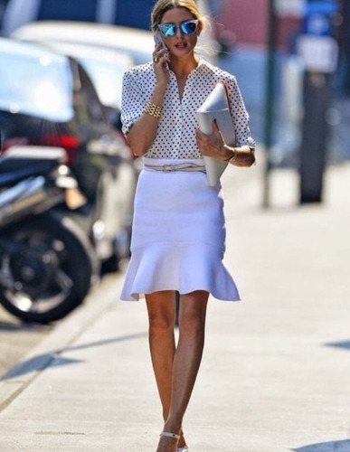 falda ropa mujer