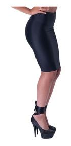3cd9279db Falda Sexy Pegadita Al Cuerpo De Lycra Negra Roja Azul 79