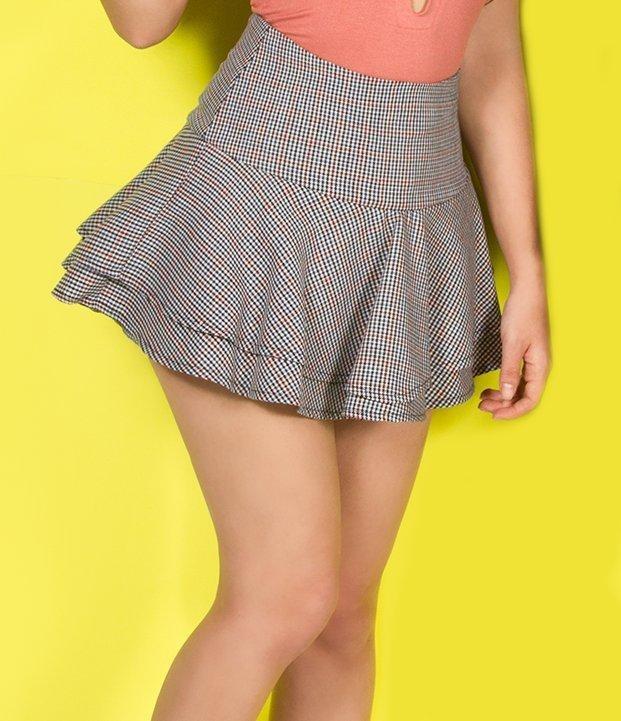 088149a2f5 Falda Short Cortas Shorts Casuales Mujer Plisada Minifaldas ...