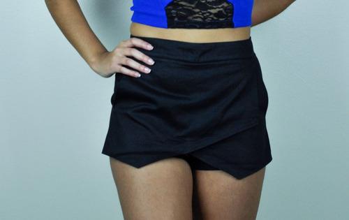 falda short para dama moda
