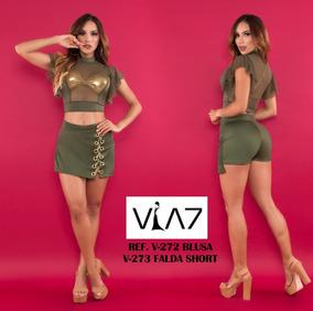 52f0fc0a8b Faldas Pegadas Al Cuerpo en Mercado Libre Colombia