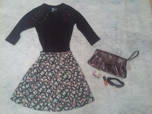 falda talla chica ropa americana