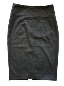 dff0373a7 Falda Tubo Mca Zara Mujer Lápiz Formal T=s Buen Fin
