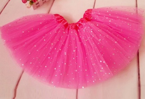 falda tutu niña princesa lindos colores