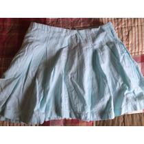 Falda Tela Mimo&cojeans Talla 8 Y Falda Jeans Talla 14