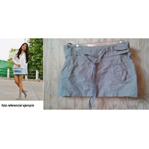 Juvenil Minifalda Pepe Jeans Talla M Usada