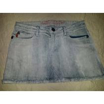 Falda Jeans Ellus (talla S)