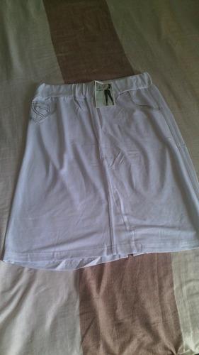 faldas blancas tallas xl