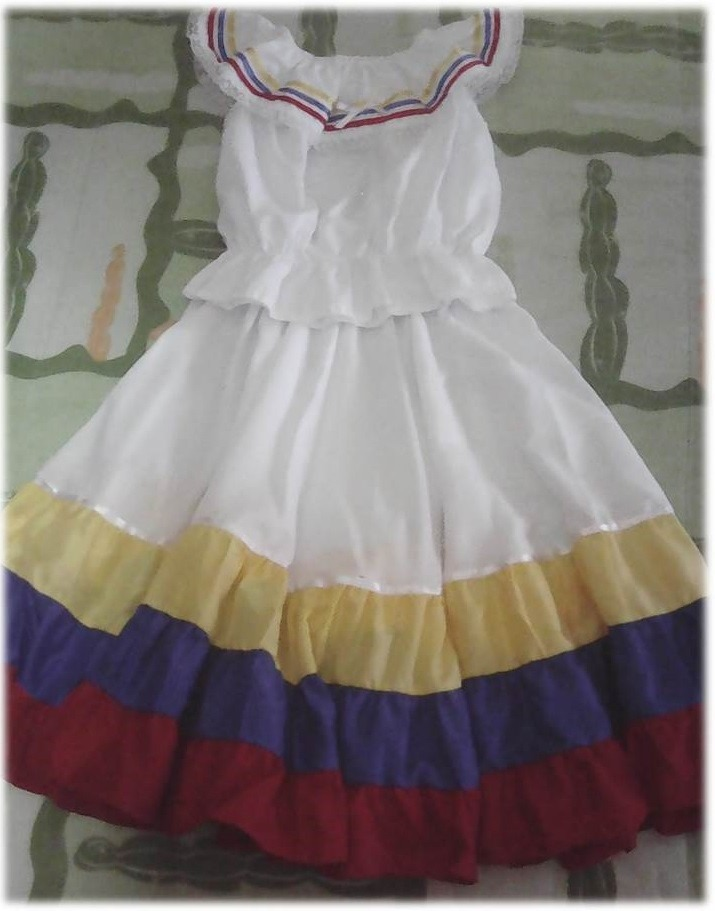 Faldas, Blusas O Trajes De Joropo, Llaneros Damas Y Niñas
