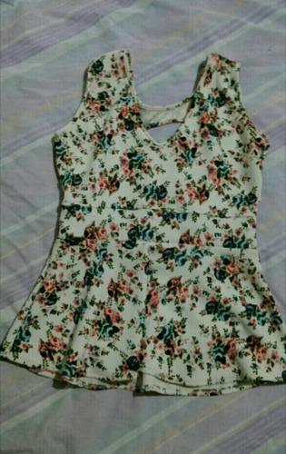faldas, blusas y vestidos