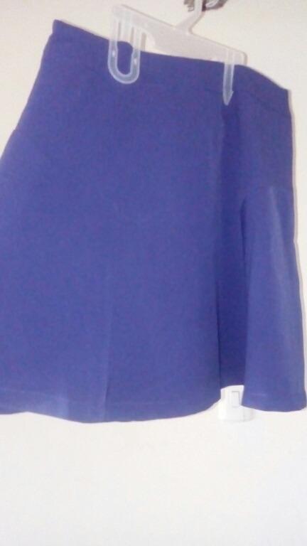faldas cortas talla l un uso ropa usada dama h m zara bershk