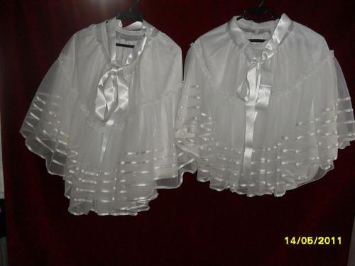 faldas de primera comunion o bautismo para niña