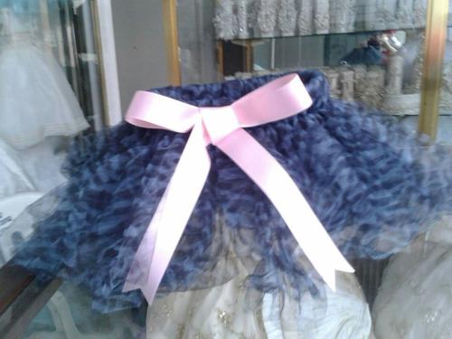 faldas de tul  (tutus)