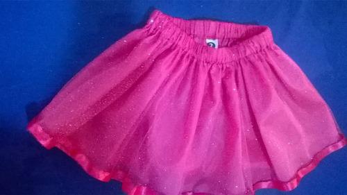 faldas de tull tutu para niñas!