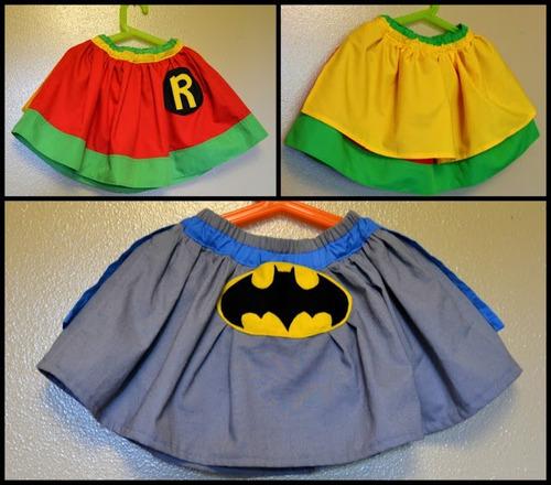 faldas hadas princesas disfraz super heroe azukiel