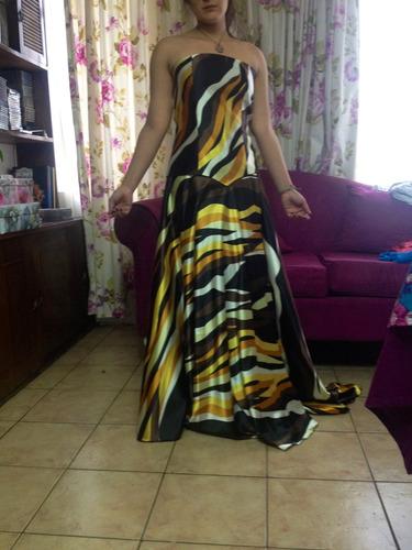 faldas largas y palabra de honor conjuntos