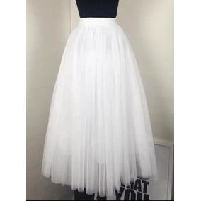 4254f0f36 Falda Tul Vintage - Faldas de Mujer Gris oscuro en Mercado Libre México